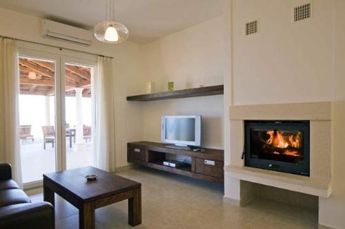 island brac - Kamin Villa Design
